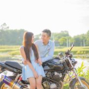 Jeremy + Huihui Casual Shoot
